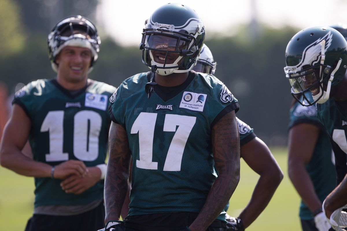 e8bc4a90 Philadelphia Eagles welcome 32 new players to 2017 training camp ...