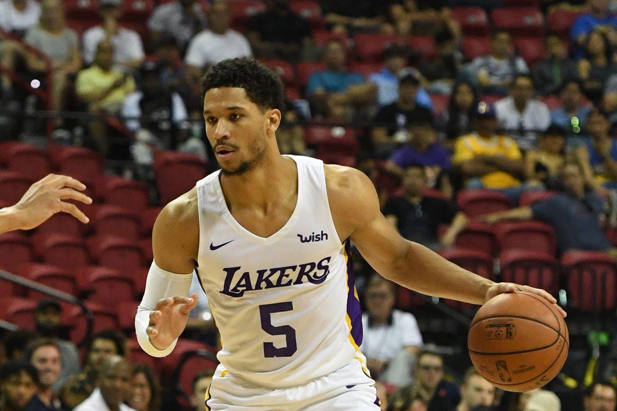 a40db251b4f Lakers News: Josh Hart voted MVP of Las Vegas Summer League, Svi Mykhailiuk  named to second team