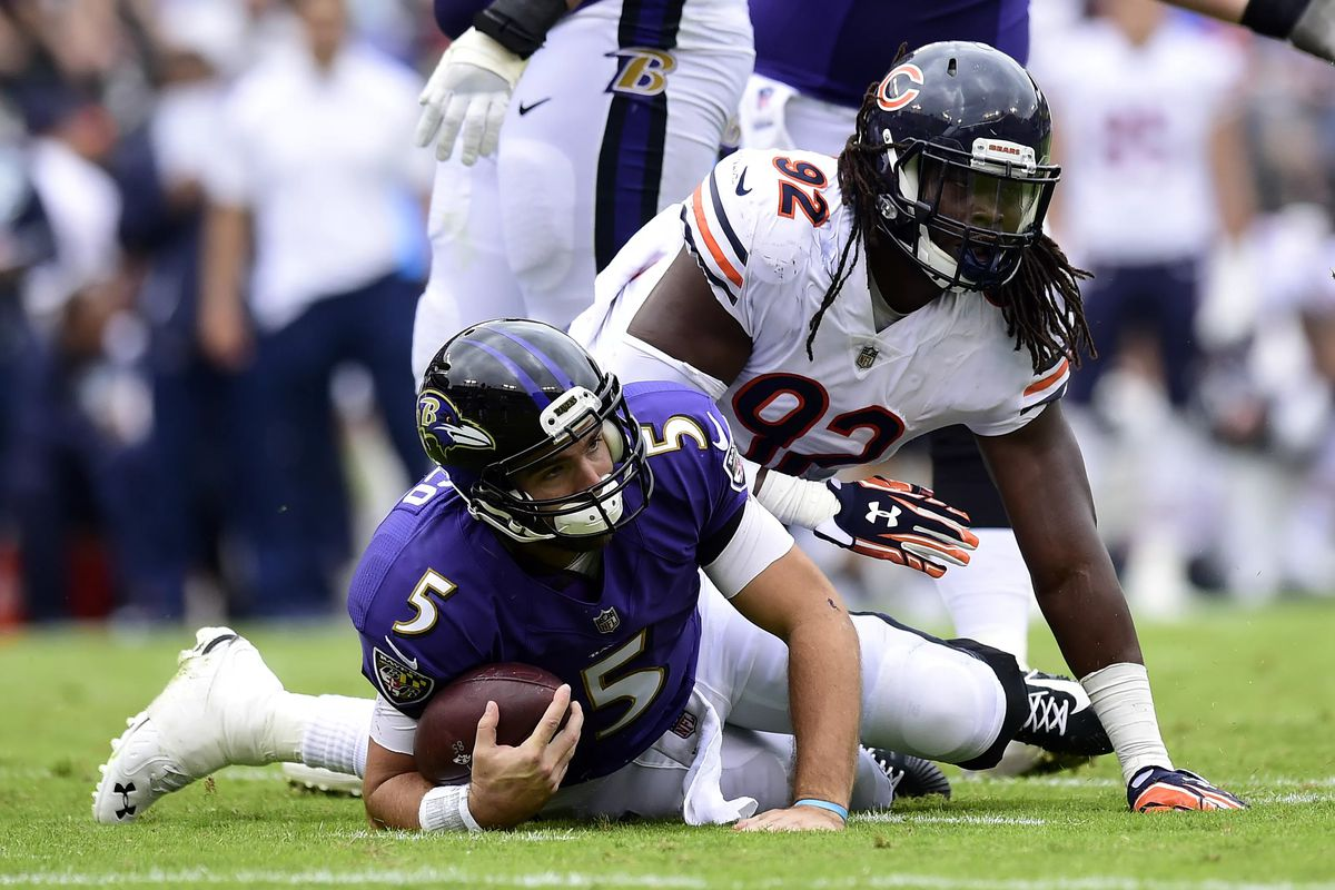 Film Study Session: Pernell McPhee. Will McPhee make an impact for the Baltimore Ravens in 2019?