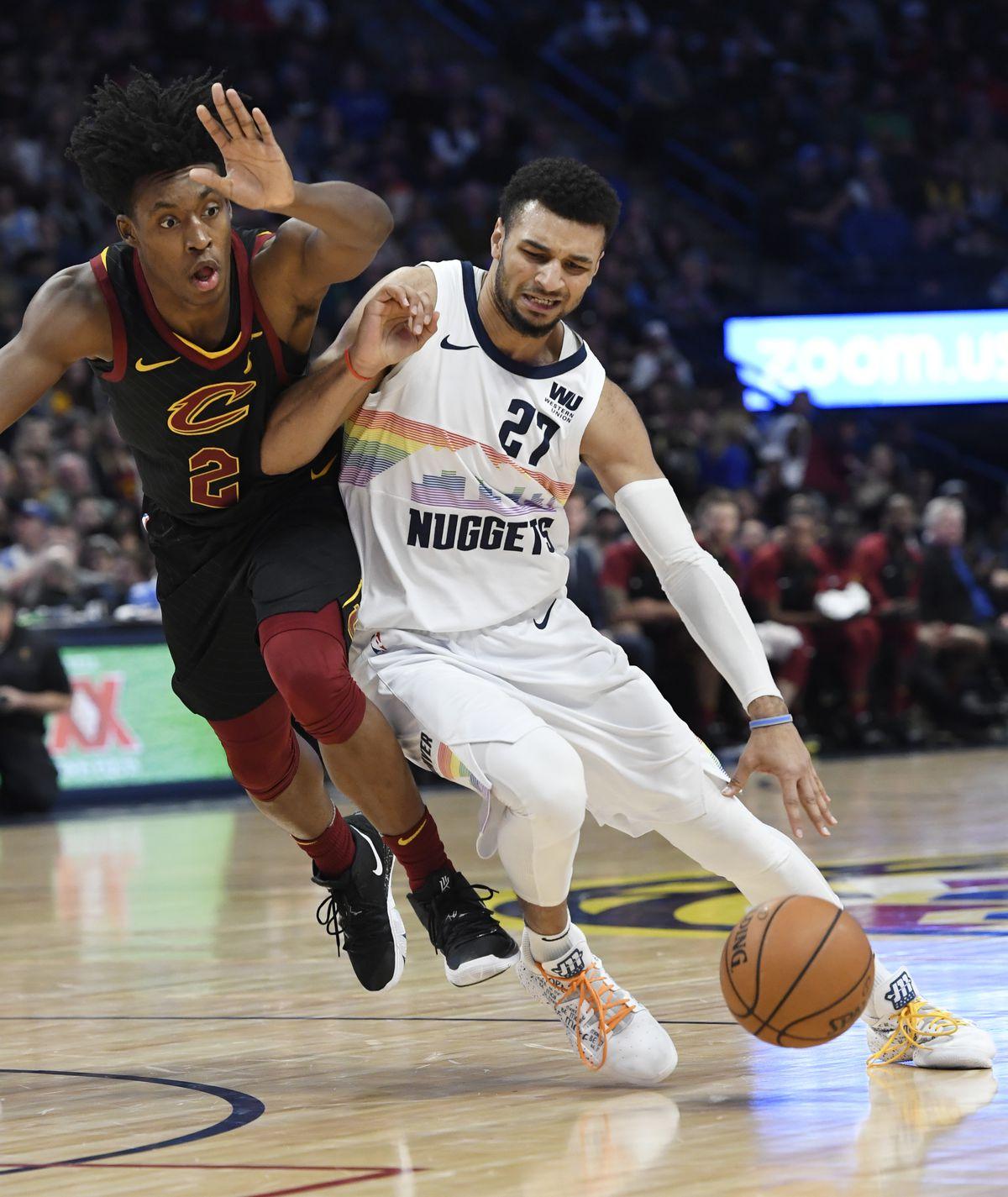 Denver Nuggets vs Cleveland Cavaliers