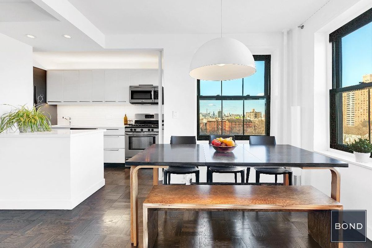 Sunny, gut-renovated Clinton Hill co-op seeks $675K - Curbed NY