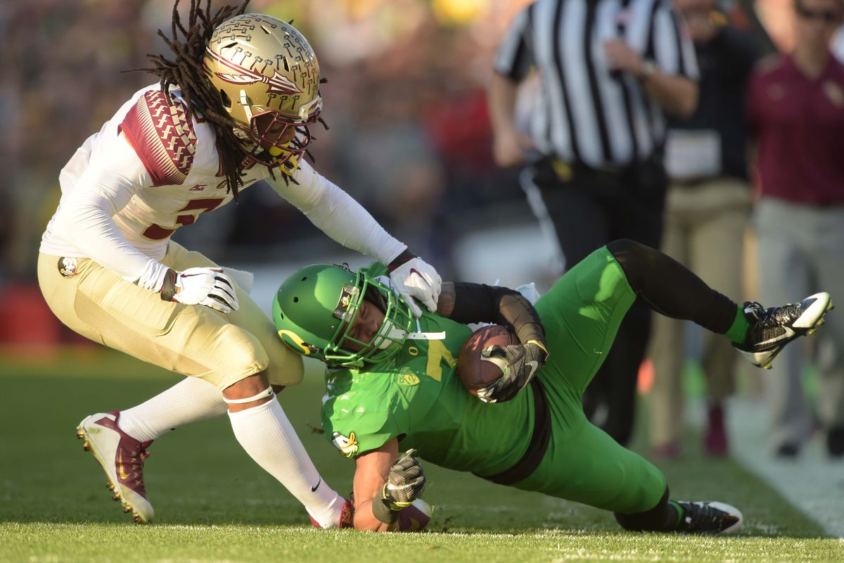 Ronald Darby is one of our biggest risers on the last day of the 2015 NFL Scouting Combine.