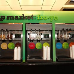 Self-service froyo? Why not?