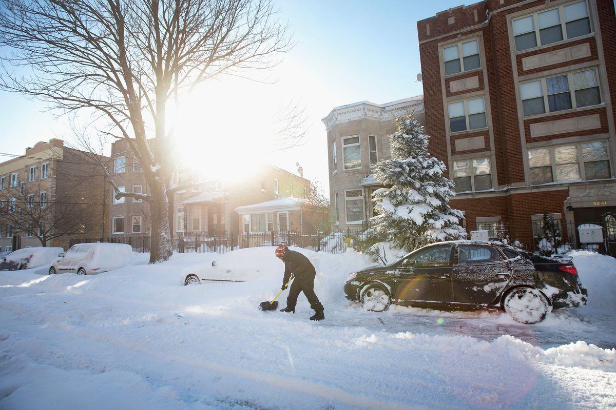 Chicago weather: Polar vortex 2019 - Curbed Chicago