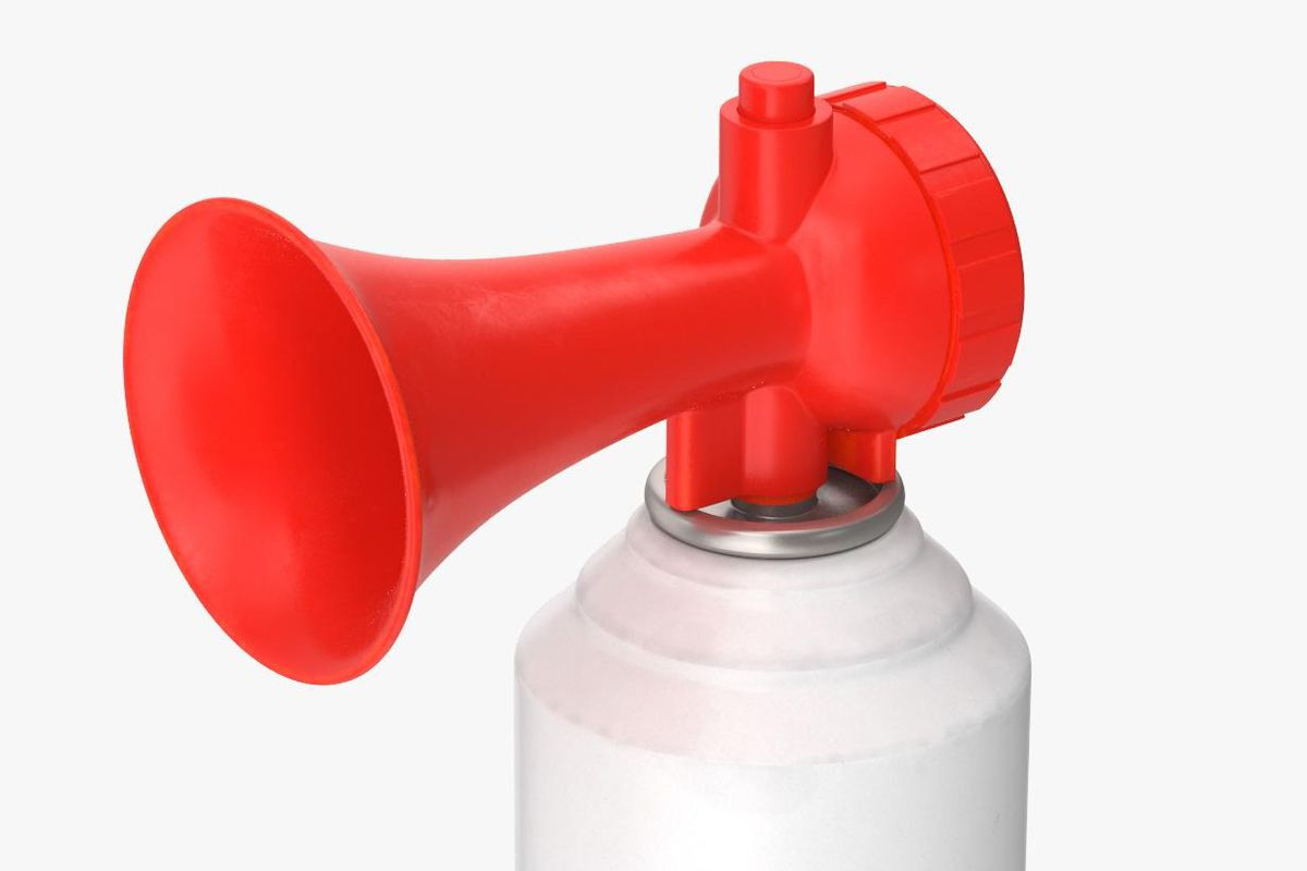 The most versatile air horn was alive and well at Barclays Center on Wednesday
