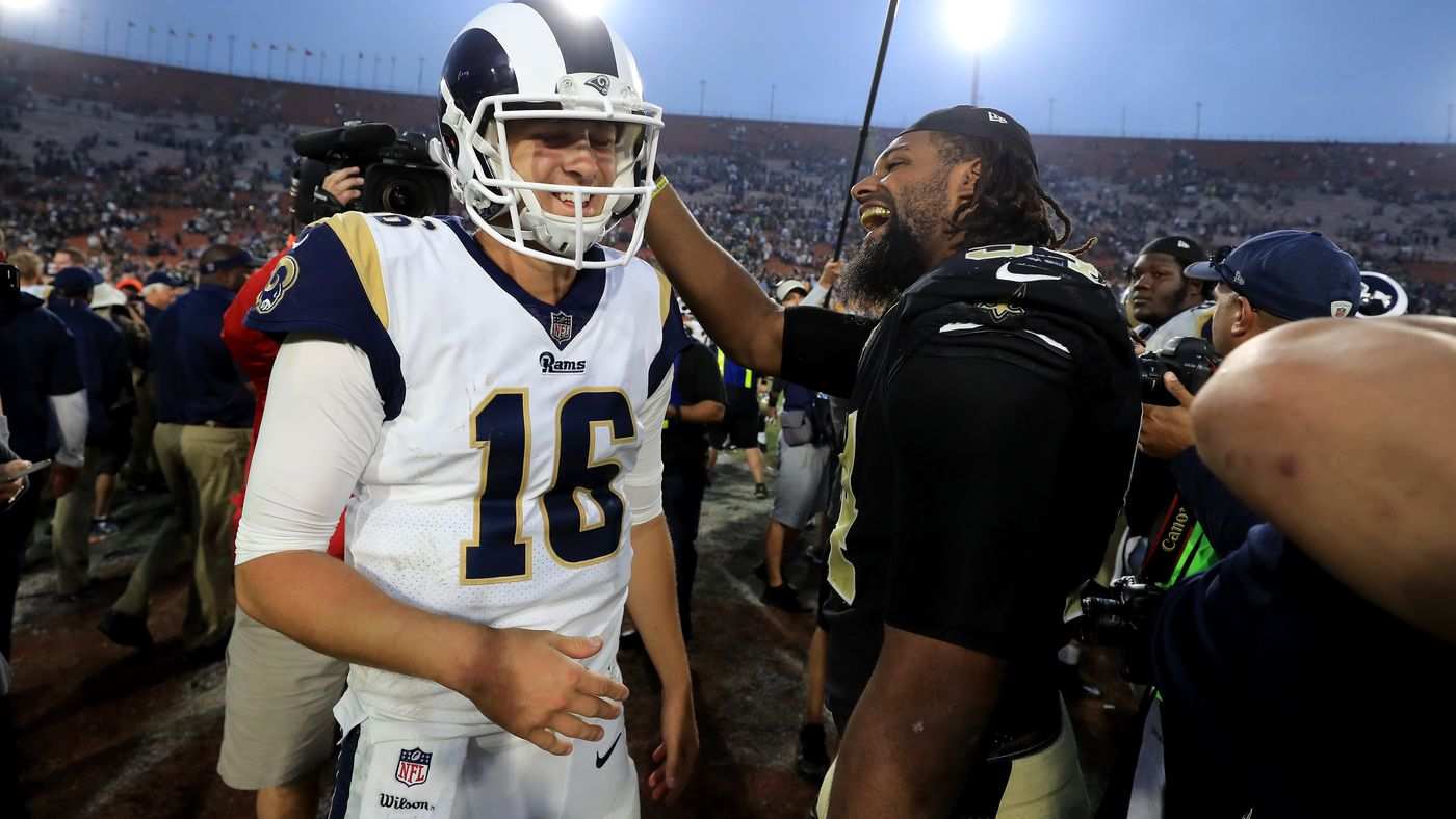 san francisco 7a2b9 7a2dd Interview with the Enemy: Los Angeles Rams - Canal Street ...