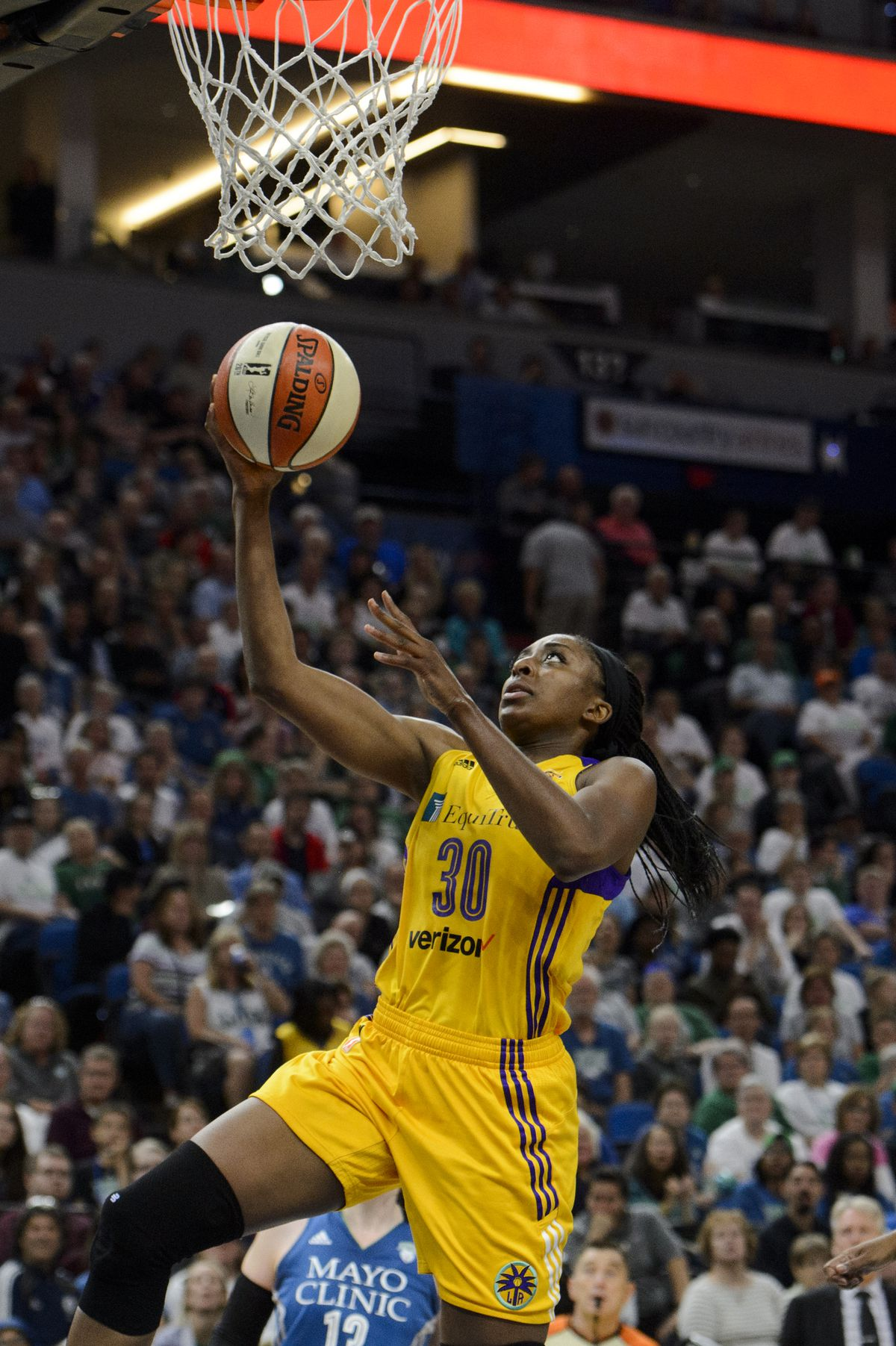 2016 WNBA Finals - Game Two