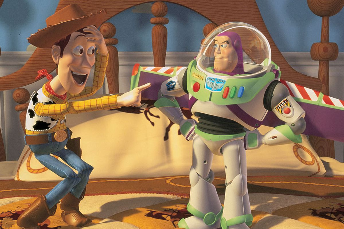 Pixar is making 'Toy Story 4' - The Verge