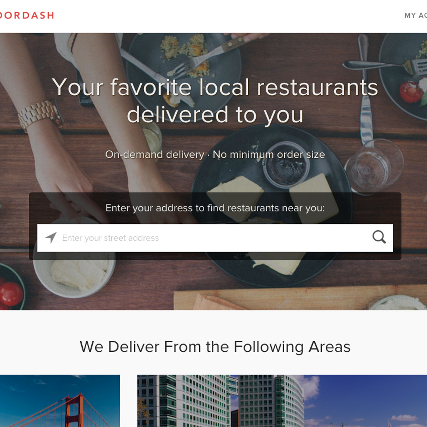 Delivery Start Up Doordash Infuriates Some Restaurateurs By