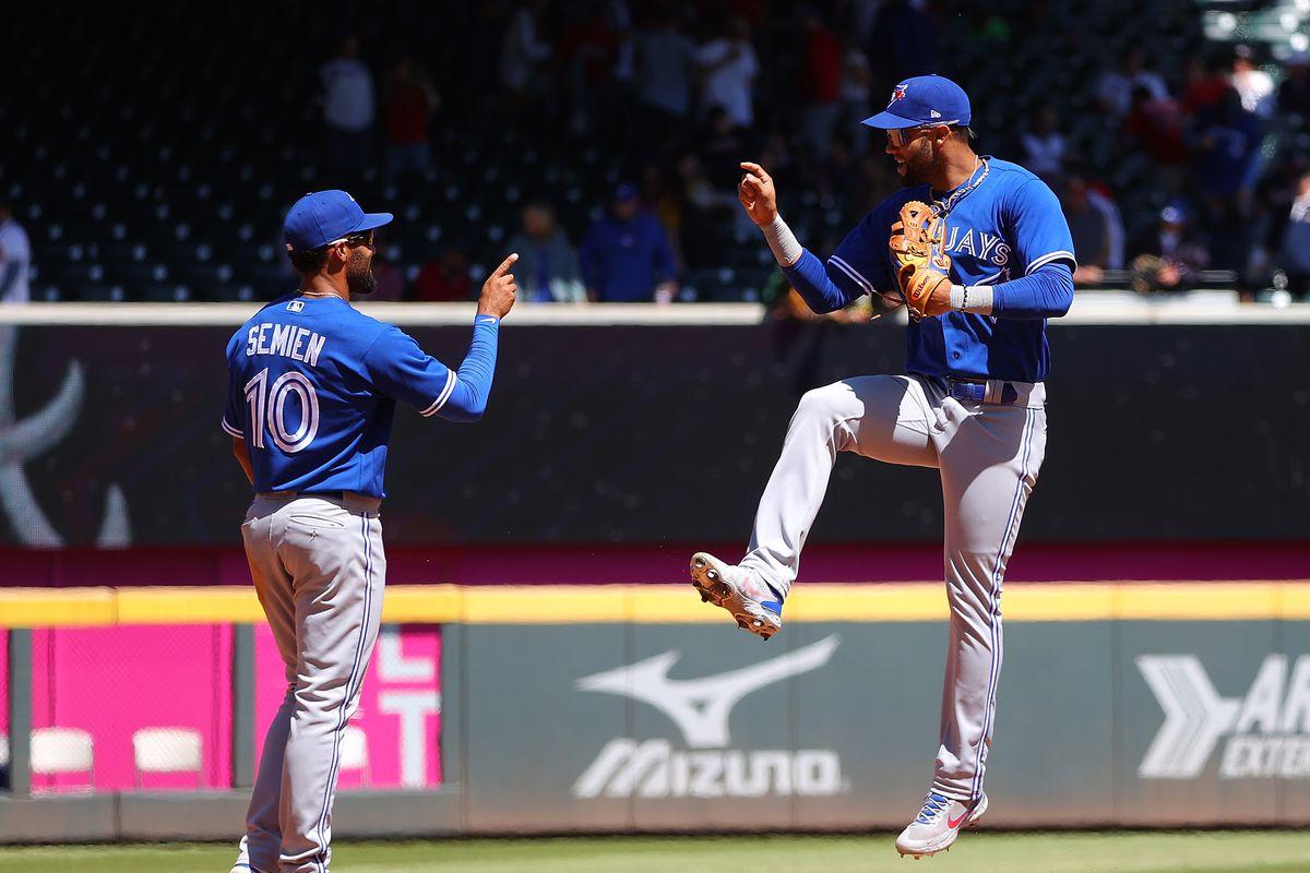 Toronto Blue Jays v Atlanta Braves