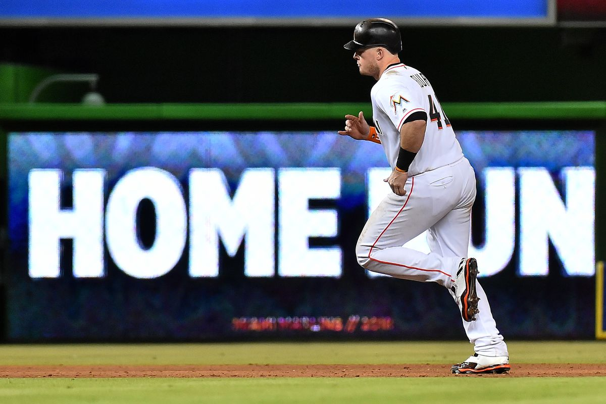 883147b0 Bour homers twice, but the Mets win 8-6 - Fish Stripes