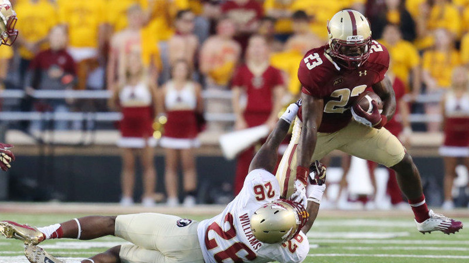 Boston College Football: Depth Chart For Army Game - BC ...
