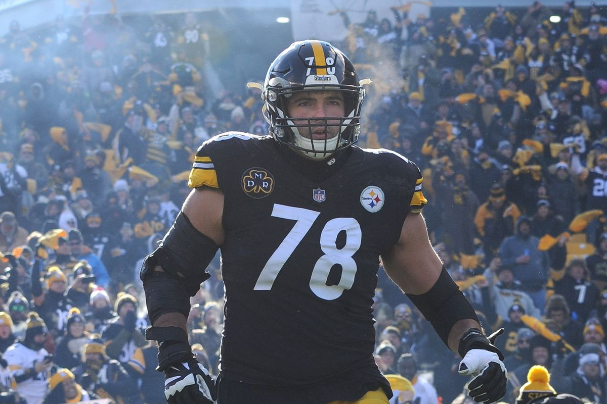 c9d73099c01 Alejandro Villanueva joins the movement of restructured contracts to help  Steelers  cap situation