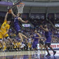 TCU Basketball vs West Virginia, January 22, 2018 (Fort Worth, TX)