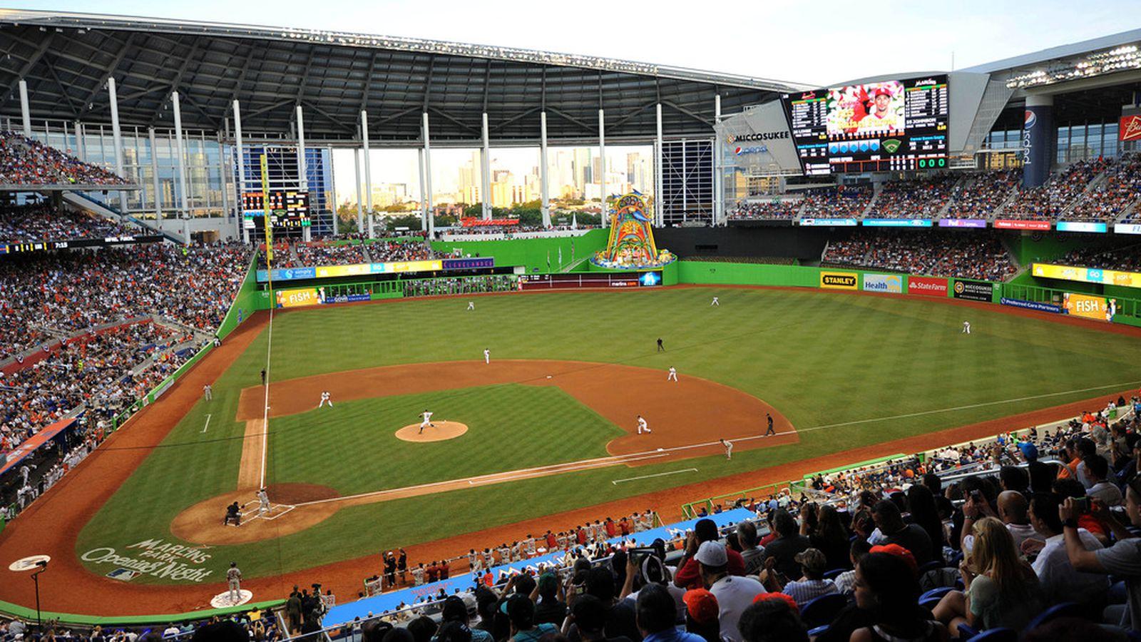 Does Marlins Ballpark Suppress Home Runs After All