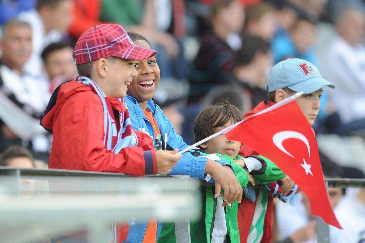 Manchester City v Besiktas Istanbul - Preseason Friendly
