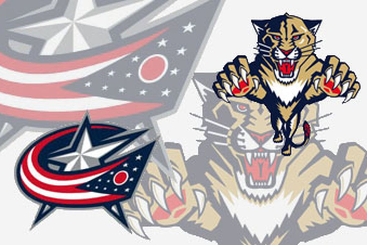 Game Thread 78 Florida Panthers At Columbus Blue Jackets The Cannon