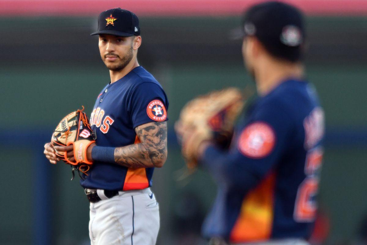 MLB: Houston Astros at Washington Nationals