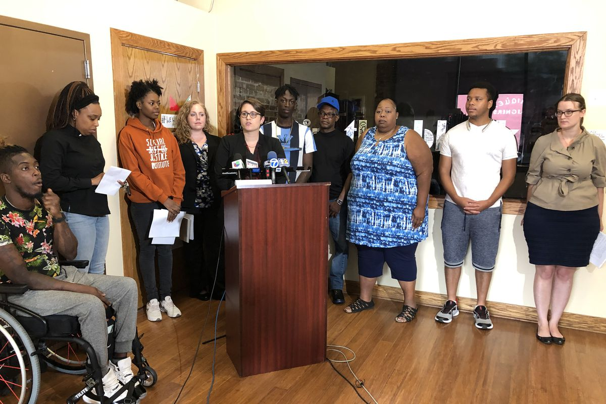 Community activists call for dismantling Gun Offender Dashboard