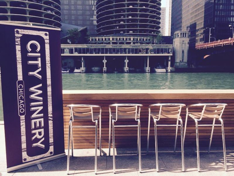 Image result for city winery chicago riverwalk