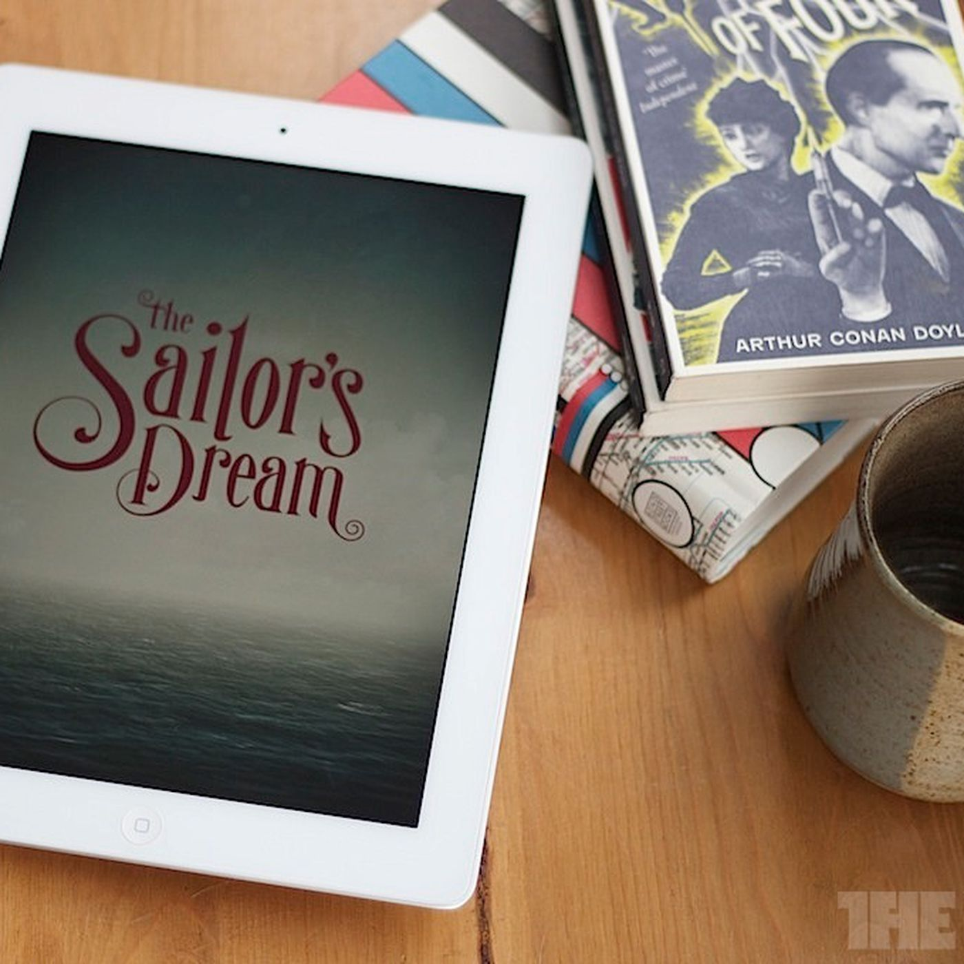 The Sailor's Dream' is the best way to chill out on an iPad