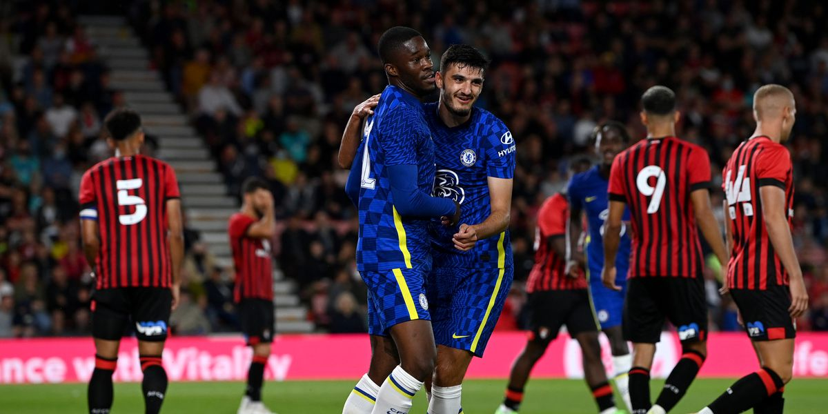 Watch: Ike Ugbo secures 2-1 comeback for Chelsea against Bournemouth