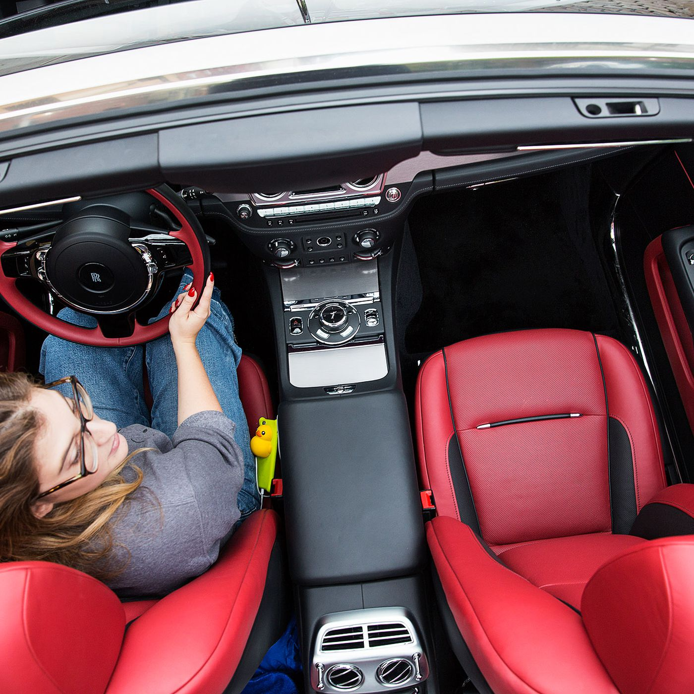 Driverless minivans, electric race cars, and luxury coupes