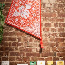 "Art Kites, <a href=""http://www.honeyintherough.com/Art-Kites-Little-Winged-Demon-Kite.html/?"">$15</a>"