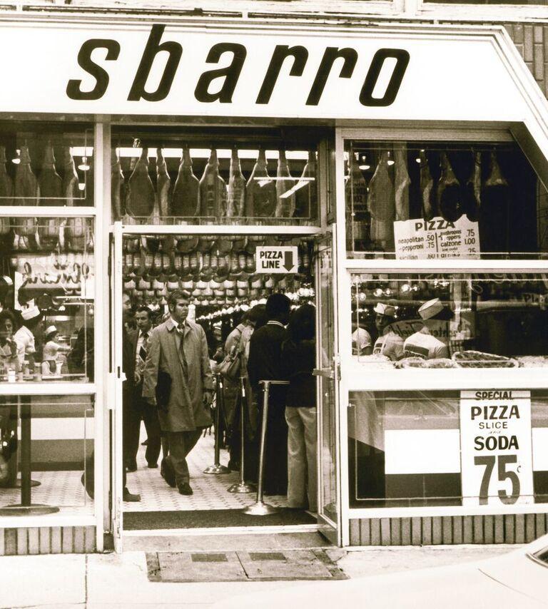 Courtesy Sbarro