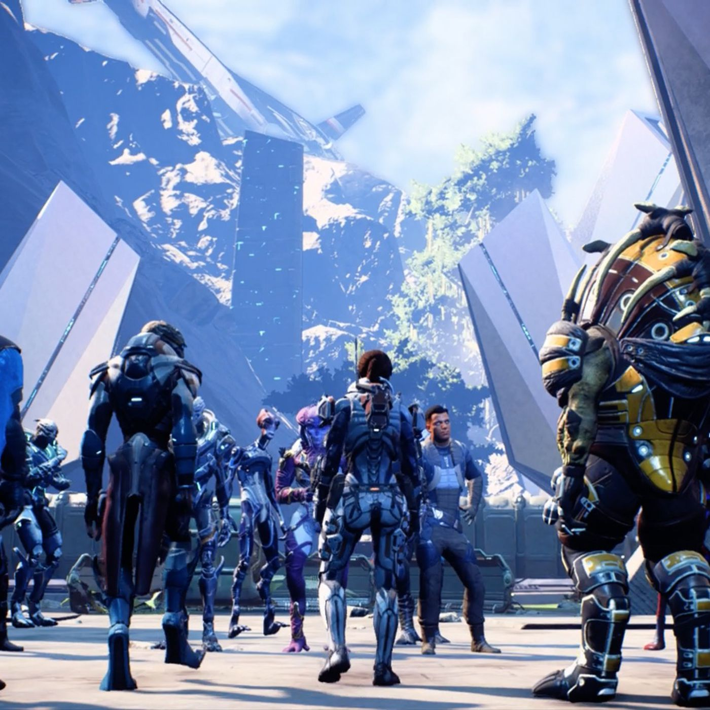 Mass Effect: Andromeda guide: How to build the strongest team for