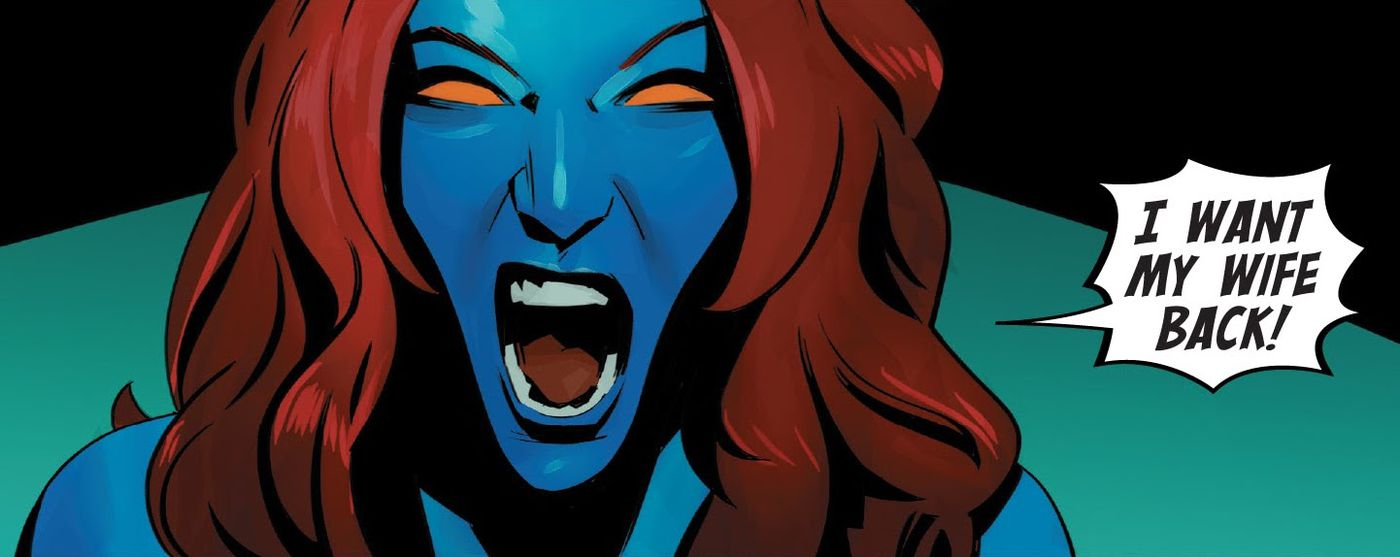 Marvel is turning Mystique into a hero and the X-Men her villains - Polygon
