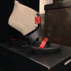Sandals, $249