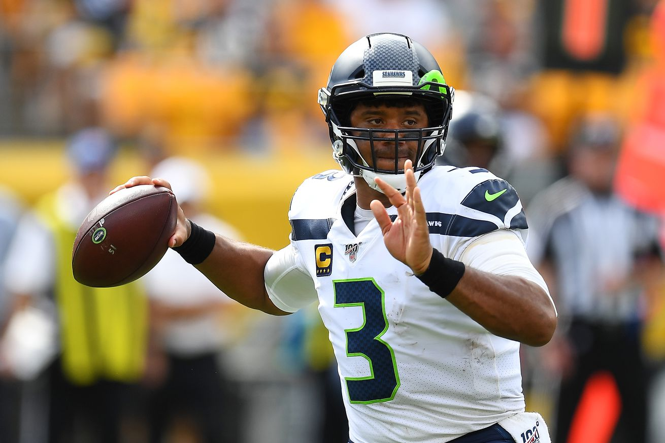 Seattle Seahawks v Pittsburgh Steelers