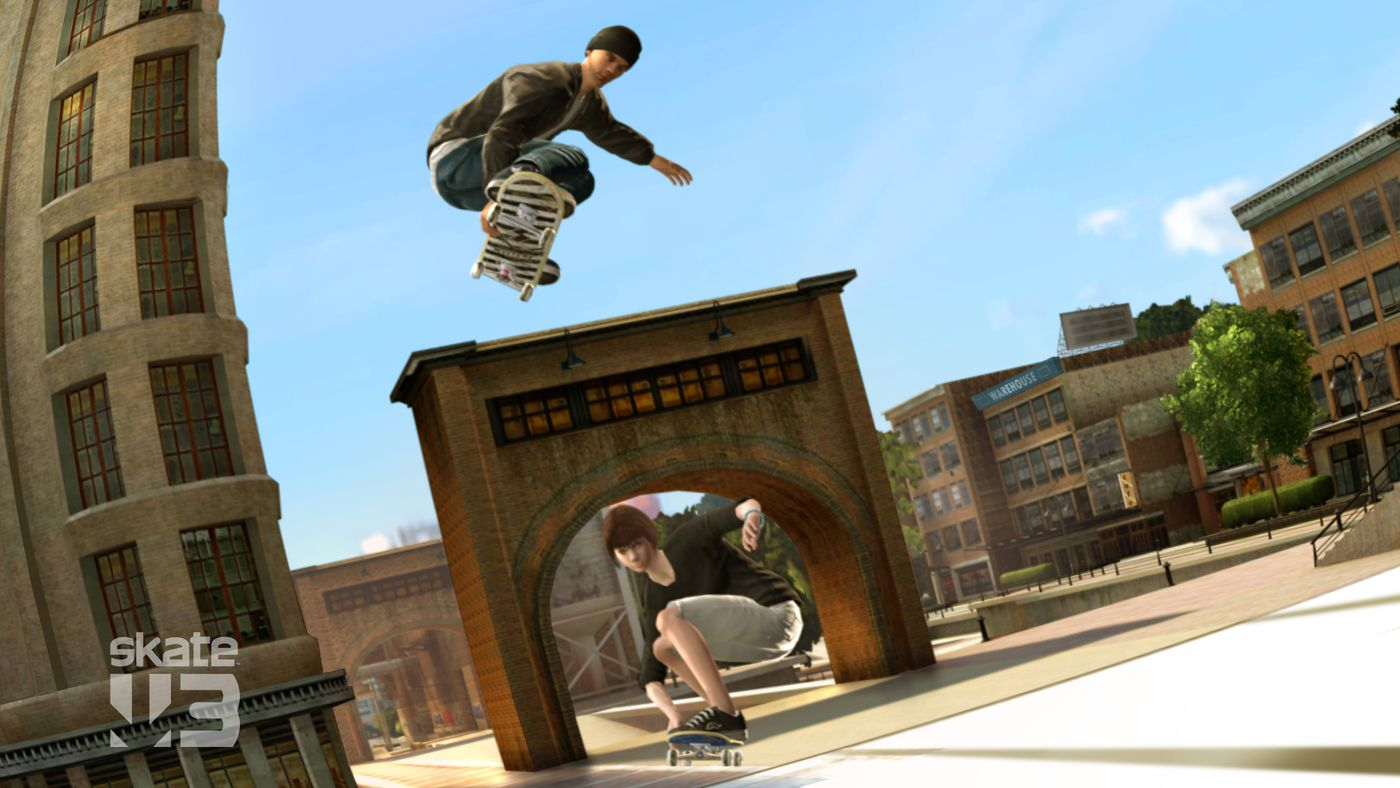 Skate 3 is a perfect respite from the horrors of 2016 - The