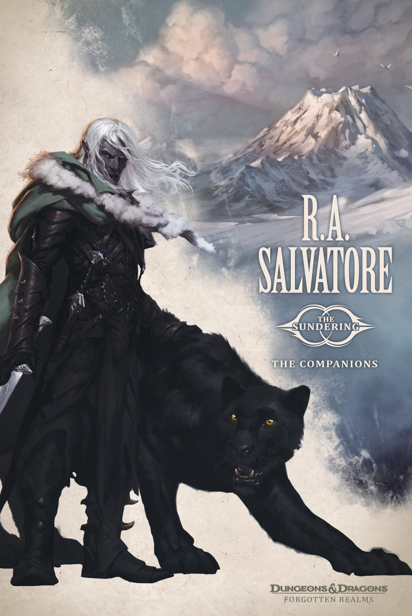 R A  Salvatore on Timeless, DemonWars, Forgotten Realms & 30