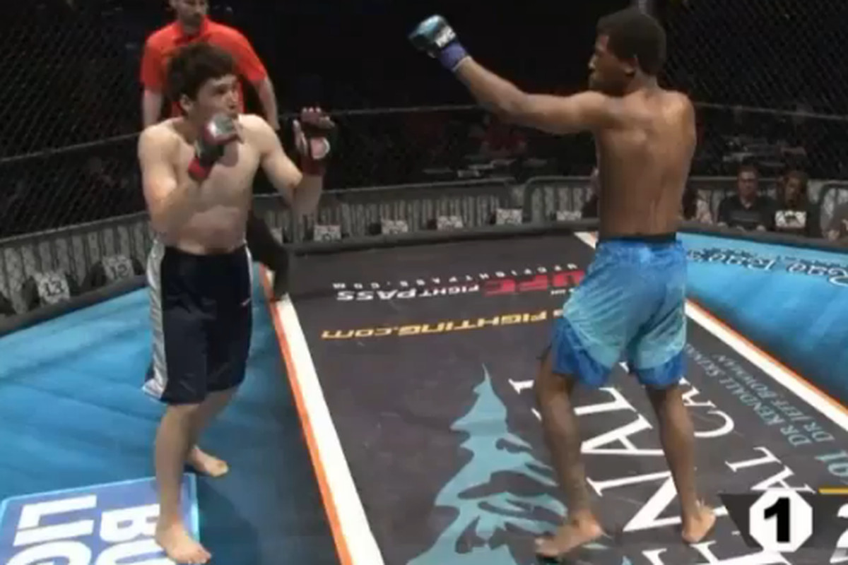 Judo Chump: Alaska Fighting Championship fighter brings the