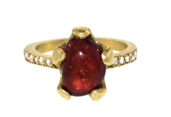 LFRank Tourmaline ring