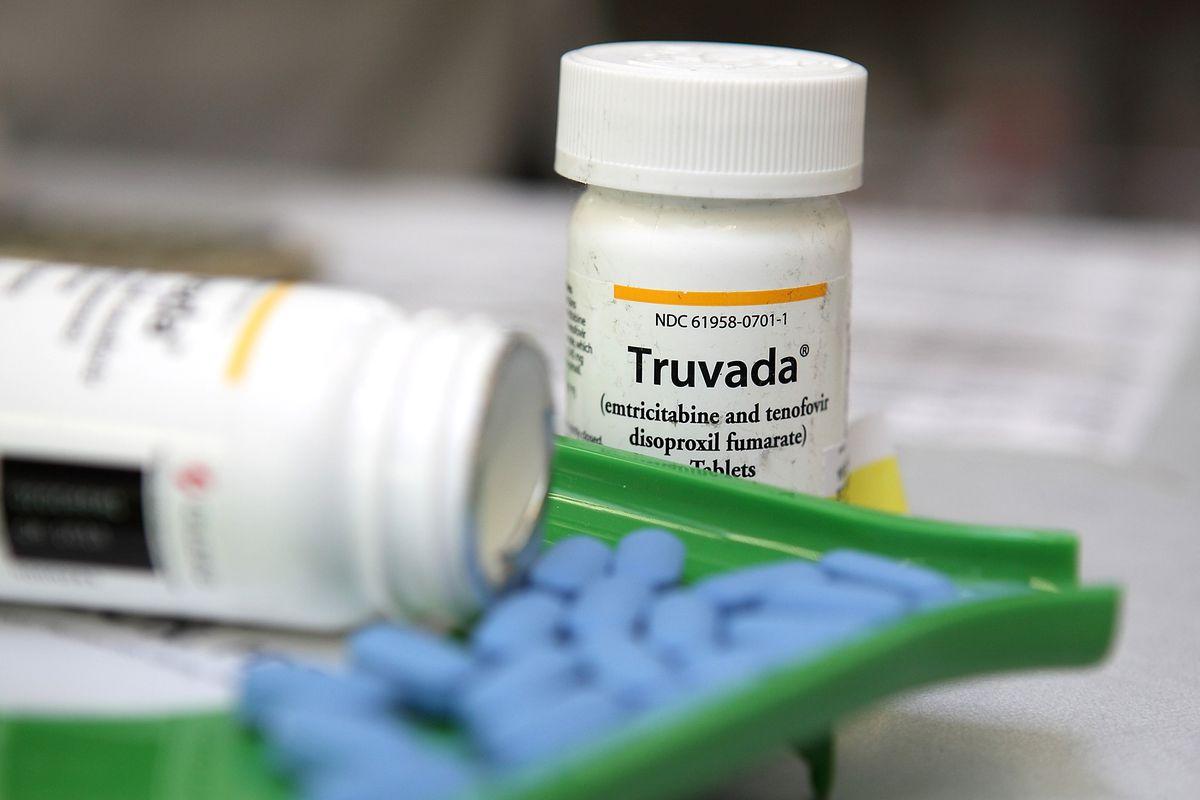 Truvada, also known as PrEP.