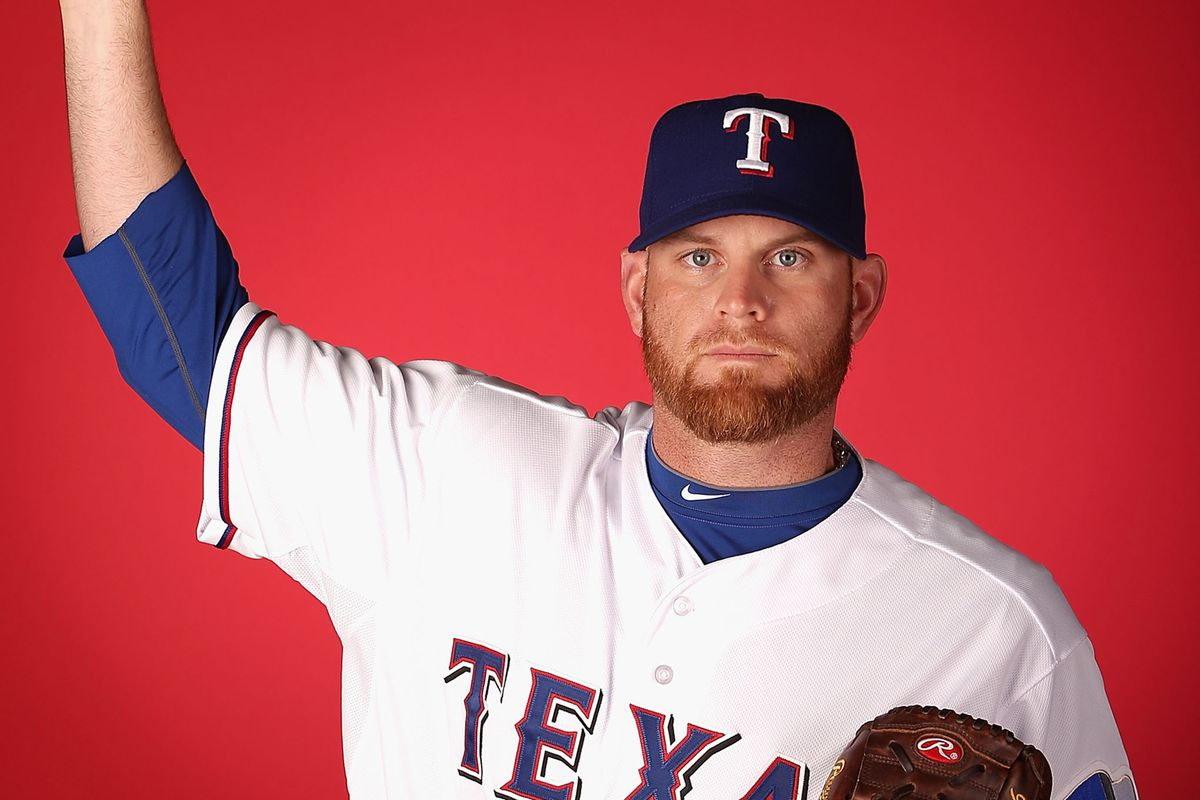 65382531d099 Kyle McClellan sidelined for 4 weeks - Lone Star Ball
