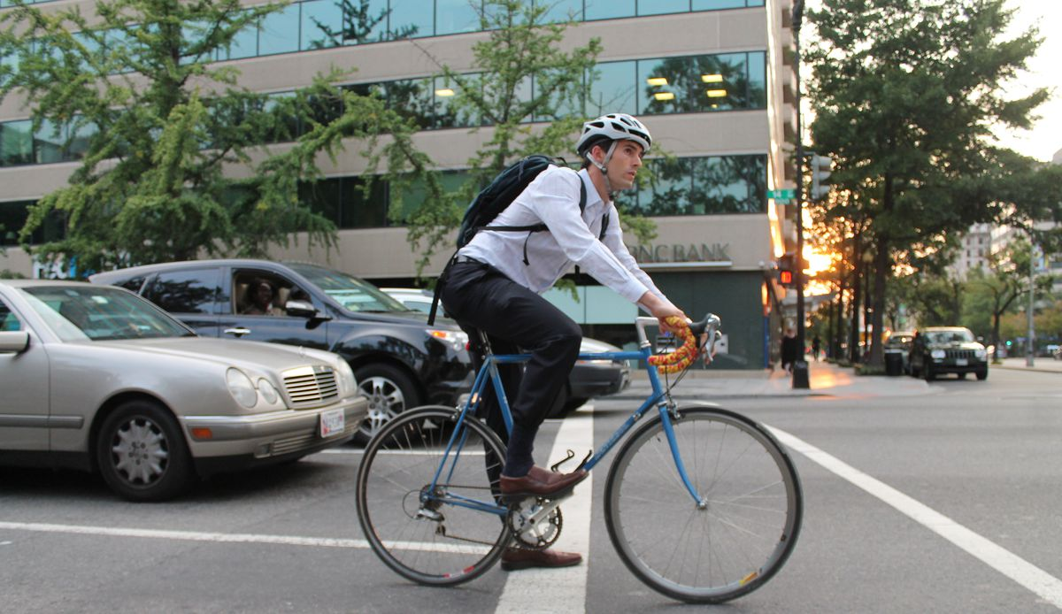 cyclist DC