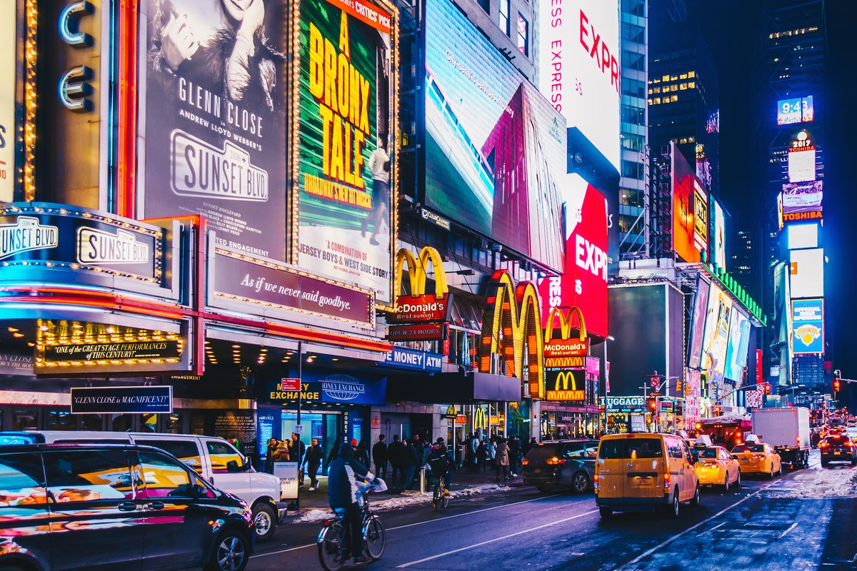NYC's most-Instagrammed locations of 2017: Times Square ...