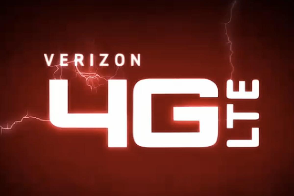 Verizon 4G LTE logo