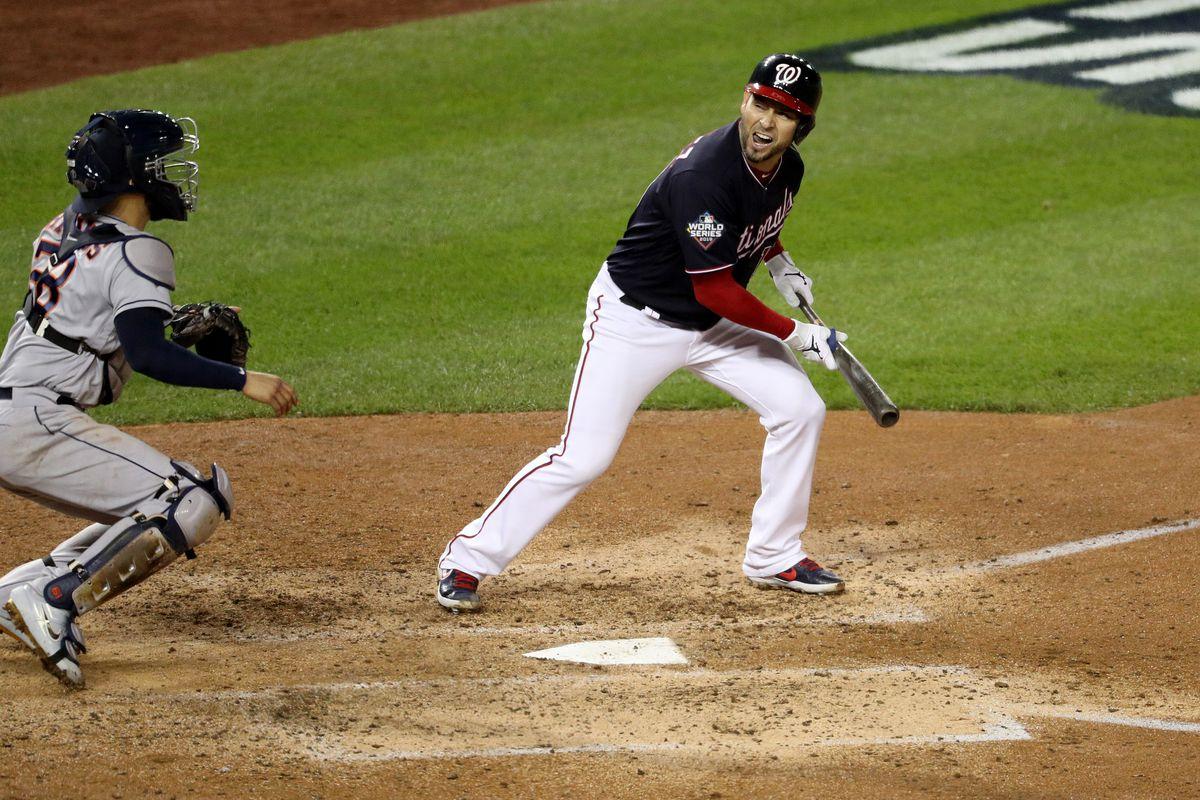 World Series - Houston Astros v Washington Nationals - Game Three