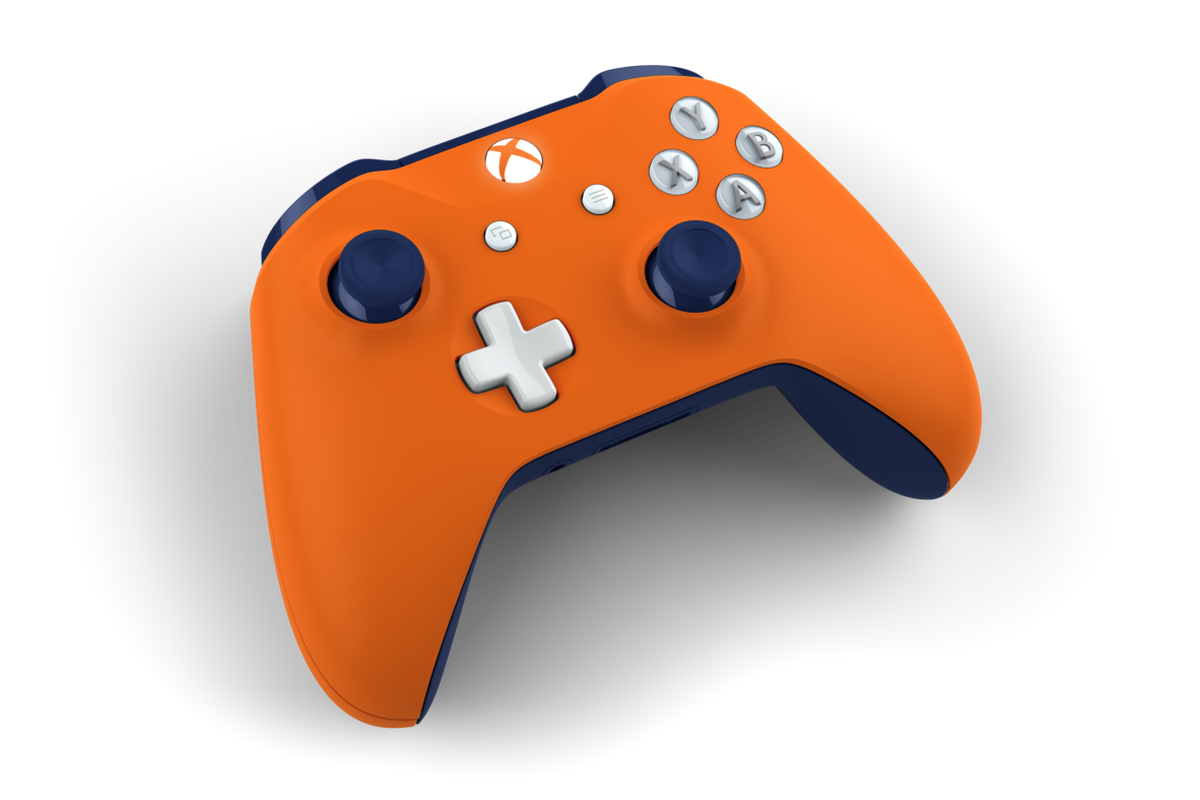 Look Purchase A Custom Xbox One Controller To Reflect Your