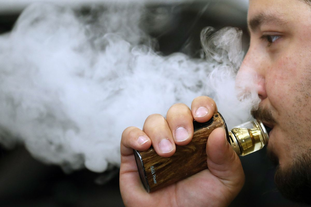 Utah bill would put flavored e-cig cartridges for sale only