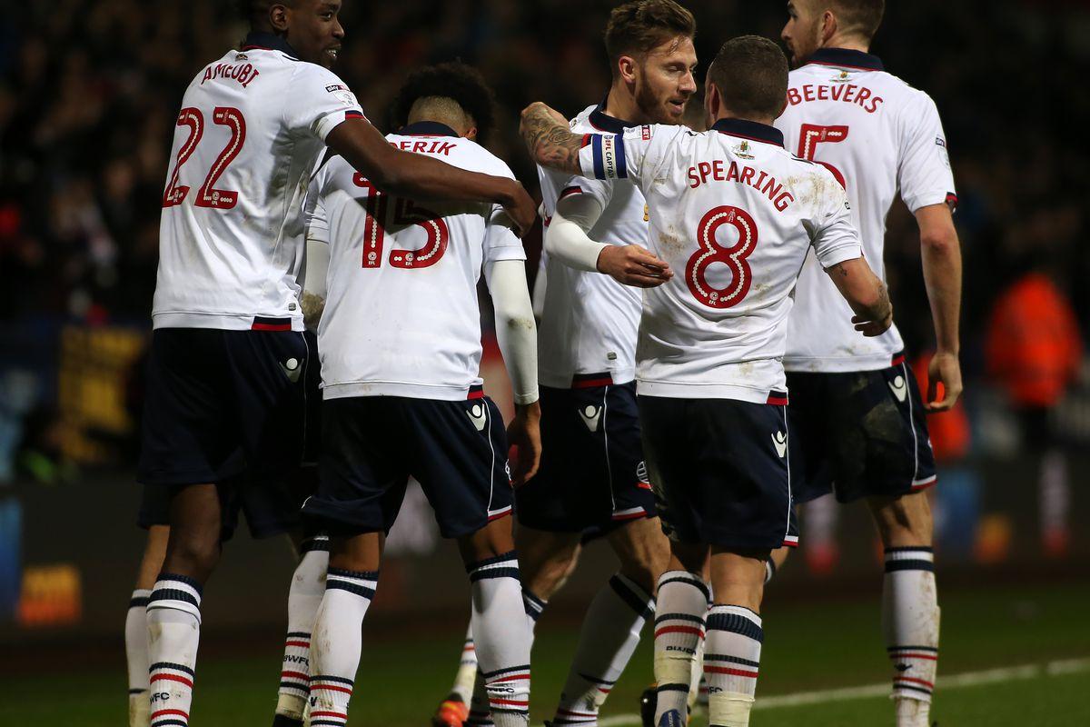 Bolton Wanderers v Scunthorpe United - Sky Bet League One
