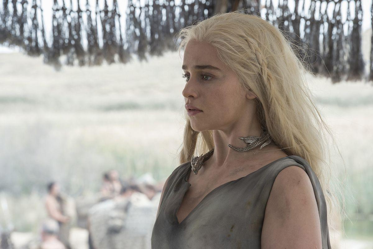 Game of Thrones season 6 - Daenerys Targaryen image 1920