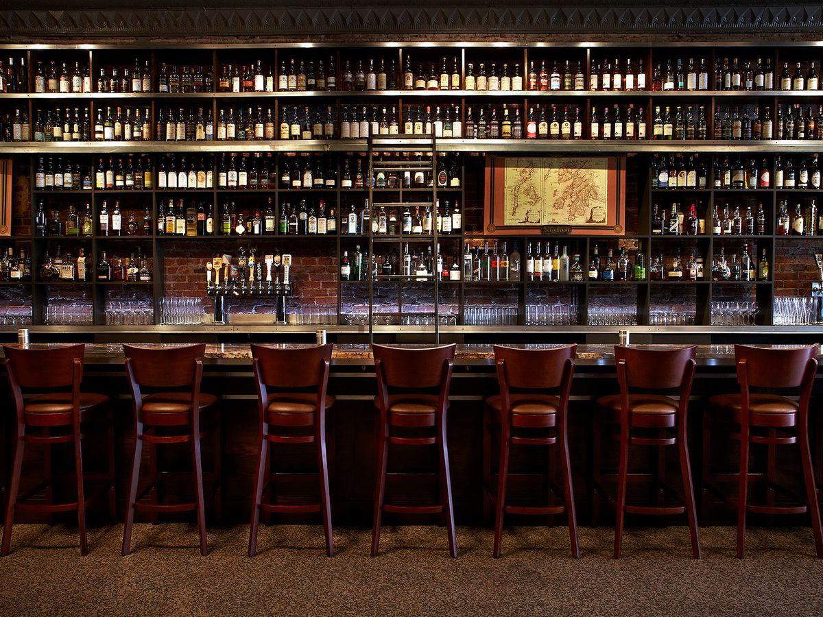 DCs Essential Whiskey Bars
