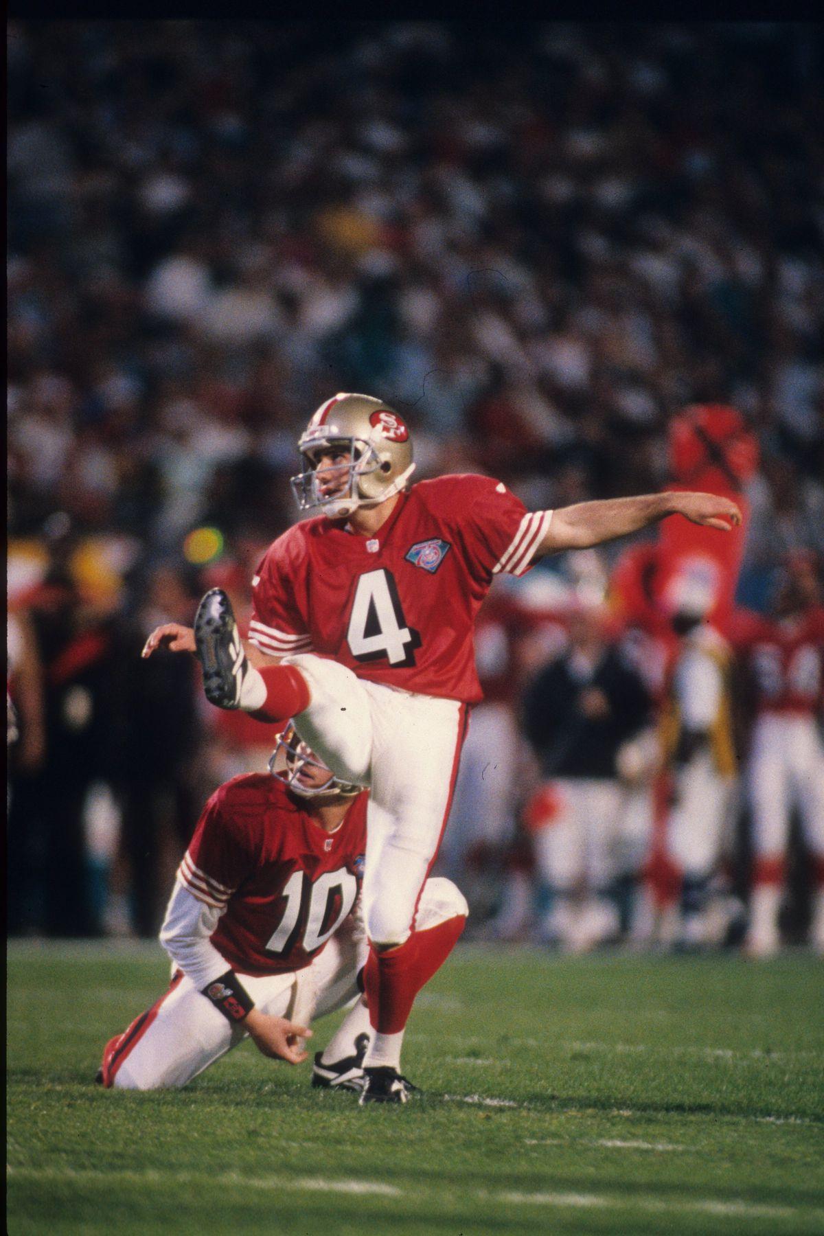 Super Bowl XXIX - San Diego Chargers v San Francisco 49ers