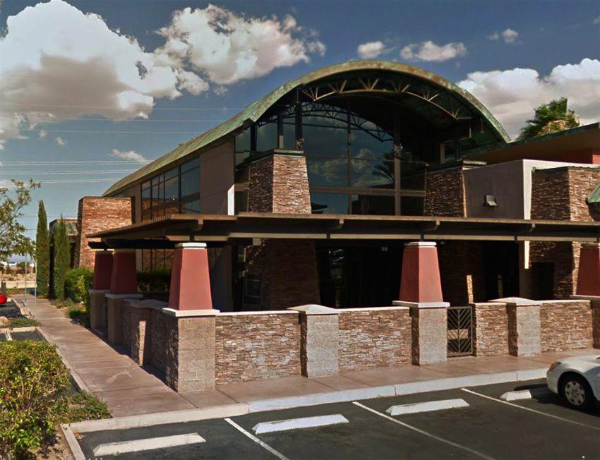 Rainbow Sunset Pavilion Center
